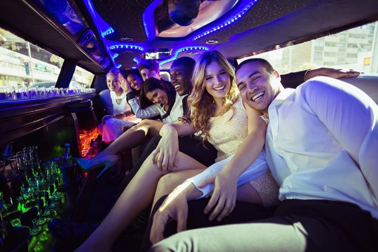 Travel with Style and Comfort Limo Service
